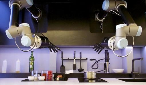 robot chef 1