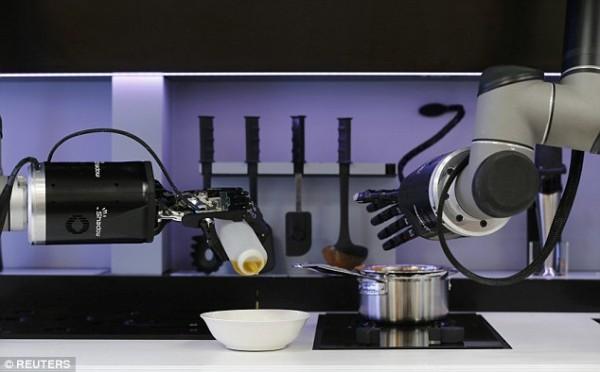 robot chef 2