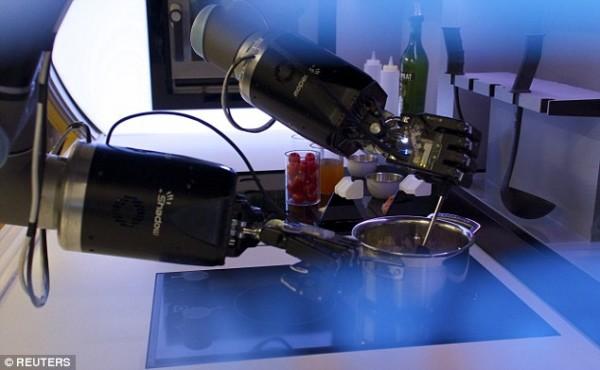 robot chef 3