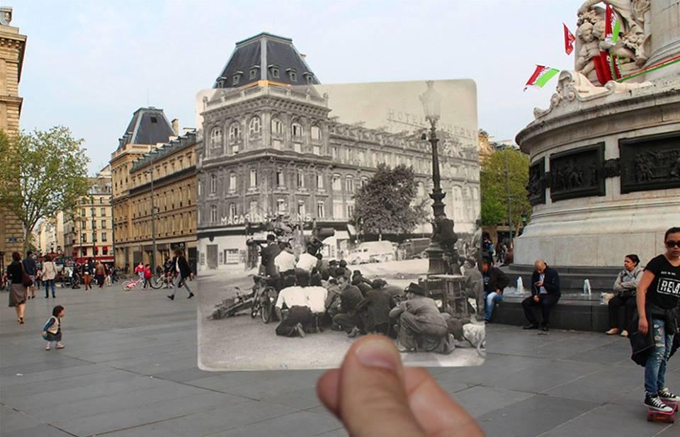 Hotel Avenue De La Republique Paris