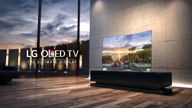 LG's New TV Is Ultra-thin, Bendable & Can Be Attached To ...