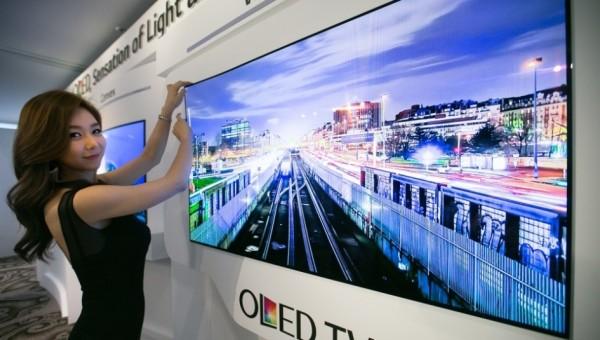 LG wallpaper TV 2