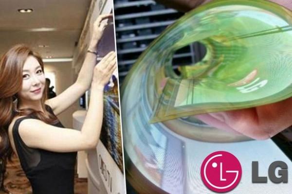 LG wallpaper TV 3