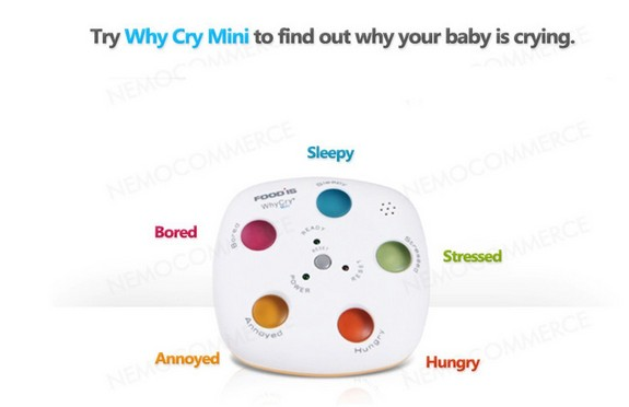 baby cry analyser