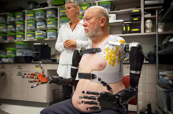 bionic man 1
