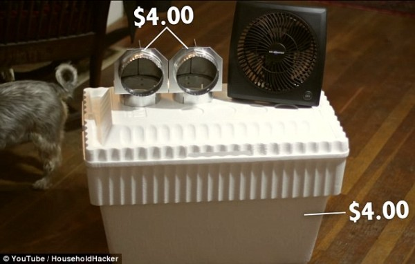 diy air conditioner 1