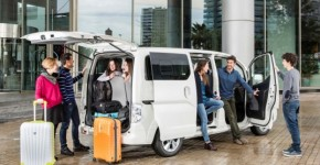 Nissan Releases World's First All-Electric Seven Seat MPV For Families
