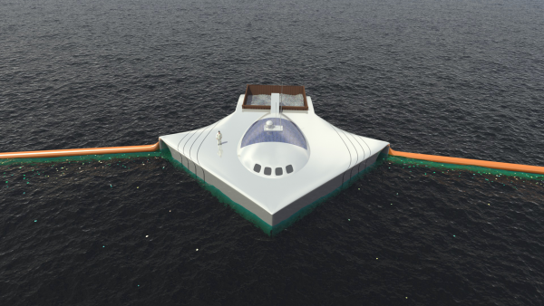 ocean cleanup foundation 1