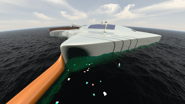 ocean cleanup foundation 2