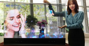 Samsung's New Mirror Display Technology Is Precisely What All Busy People NEED