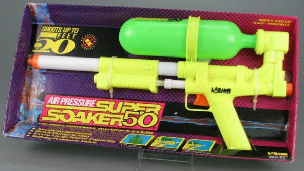 super soaker toy