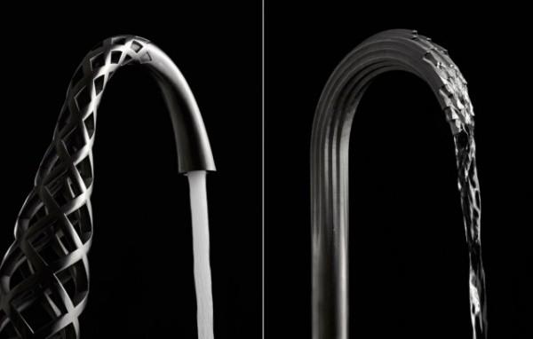 3D printed metal faucets 4