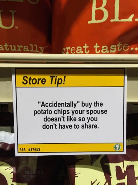 shopping tips 1