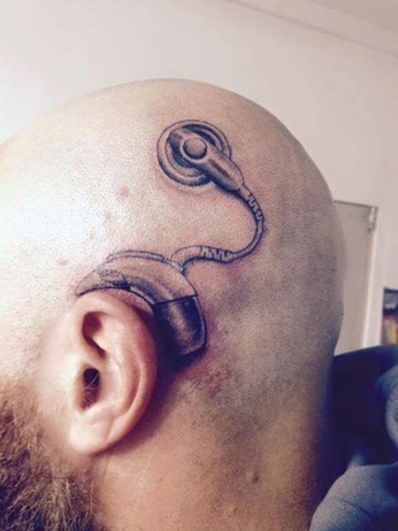 cochlear implant tattoo 3