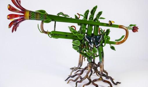 glass trumpet 9