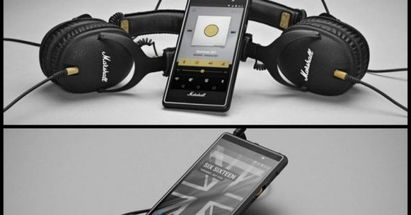 Marshalls Unveil Their First Smartphone Aimed At Music ...