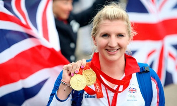 olympic gold medallist