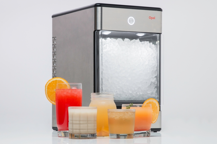 Countertop Dishwasher Korea : GE?s FirstBuild Creates Ideal Nugget Ice Maker Machine For Kitchen ...
