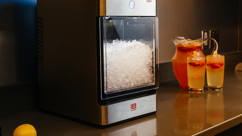 ... Creates Ideal Nugget Ice Maker Machine For Kitchen Countertops