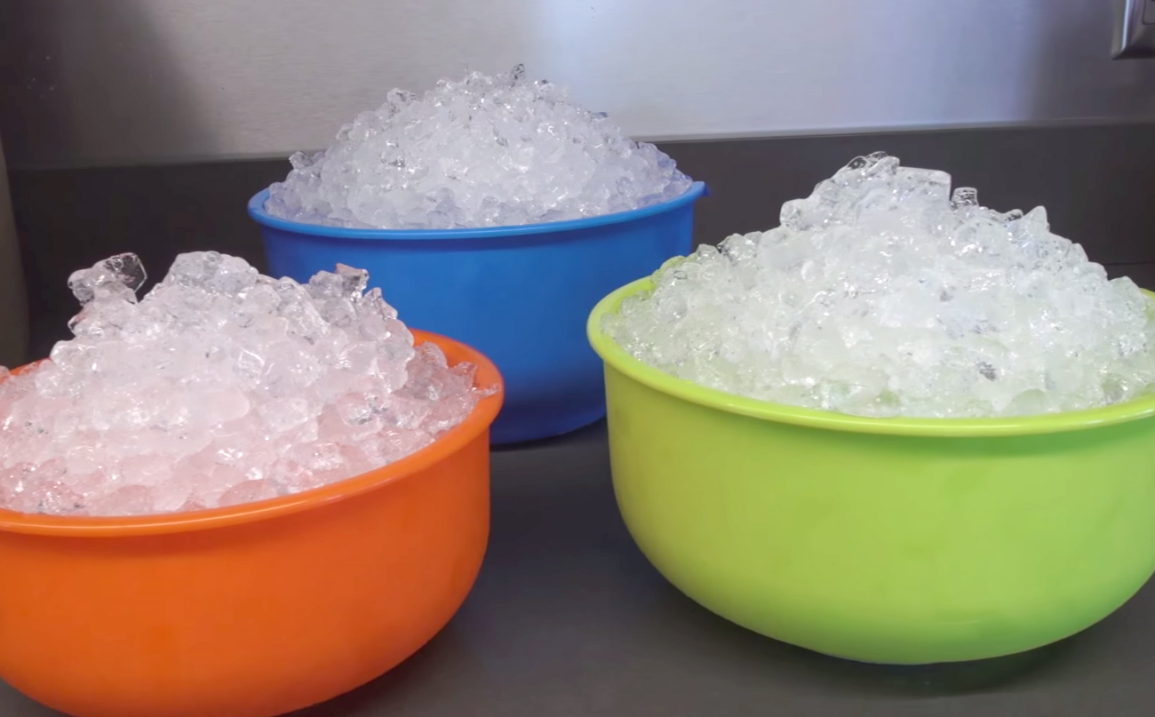 Countertop Nugget Ice Maker : ... Creates Ideal Nugget Ice Maker Machine For Kitchen Countertops