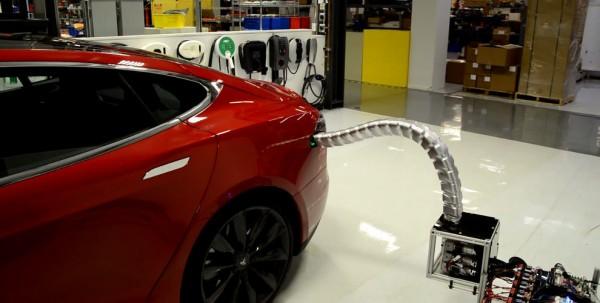 tesla model s charger