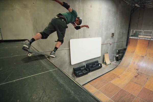 cardboard skateboard 3