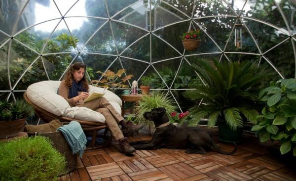 garden igloo 1