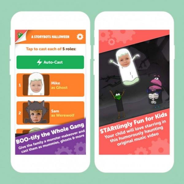 halloween app 4