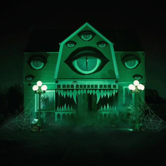 halloween house 4