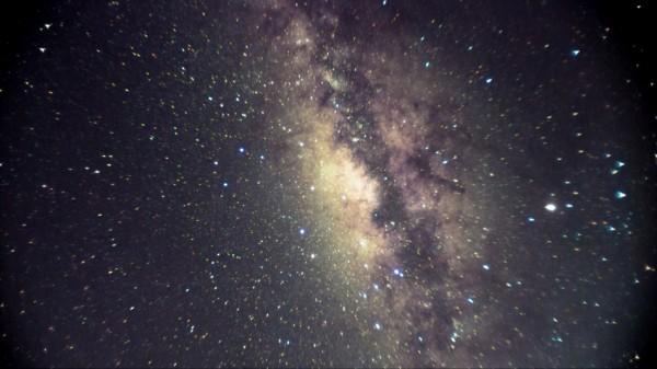 Sample image taken by a prototye.