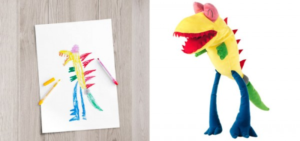 IKEA plush toy design 3