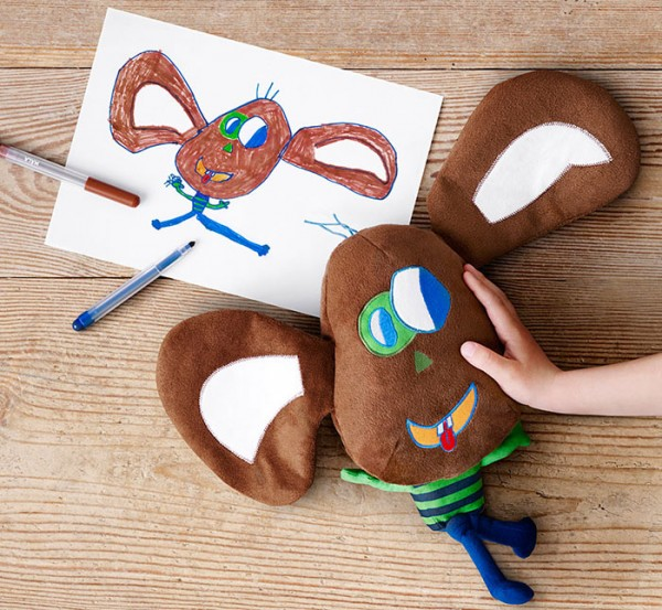 IKEA plush toy design 8