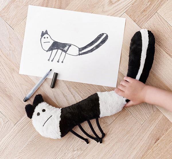 IKEA plush toy design 9