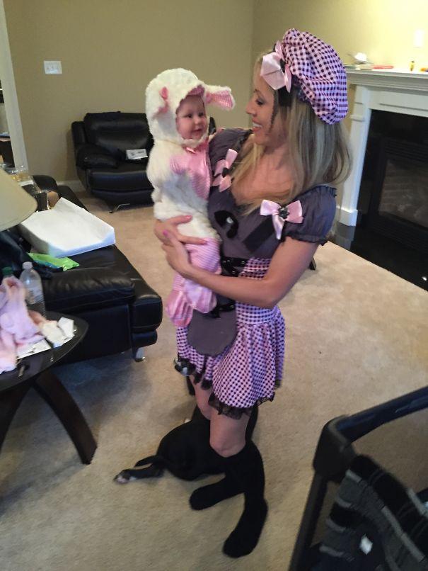 baby halloween costume 2