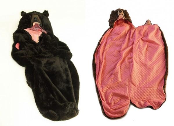 bear sleeping bag 3