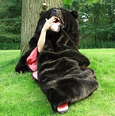 bear sleeping bag 4