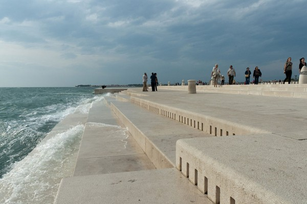 croatia sea organ 1