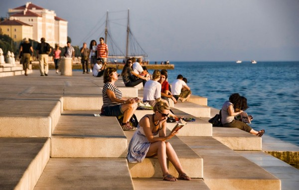 croatia sea organ 3
