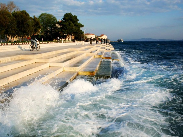 croatia sea organ 5