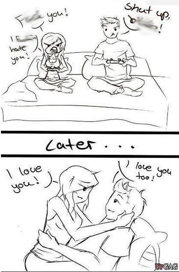gaming couples 6