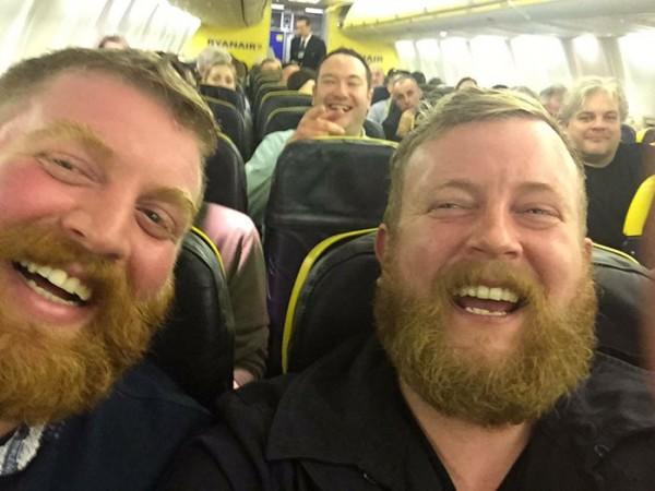 ginger beard doppelgangers 1