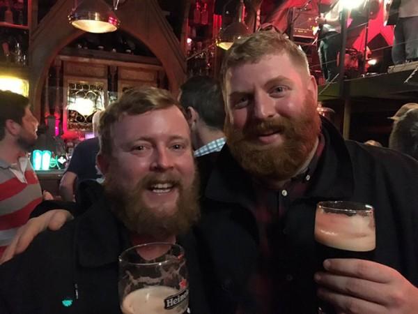 ginger beard doppelgangers 2