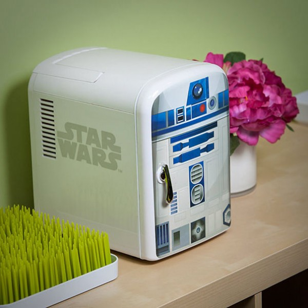 star wars mini fridge