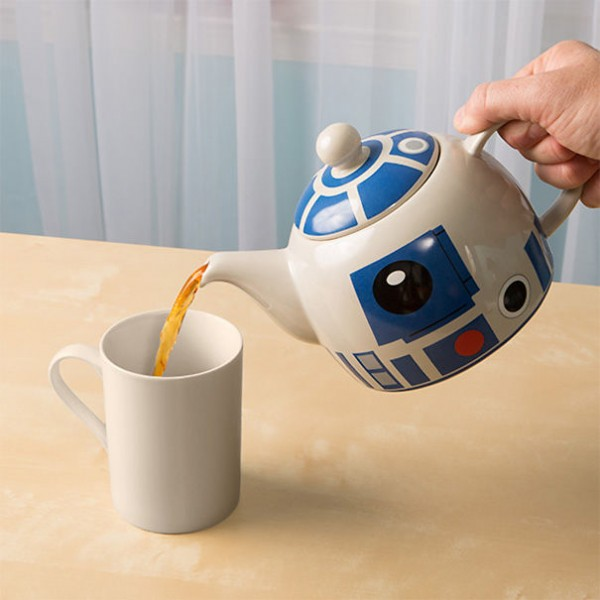 star wars teapot