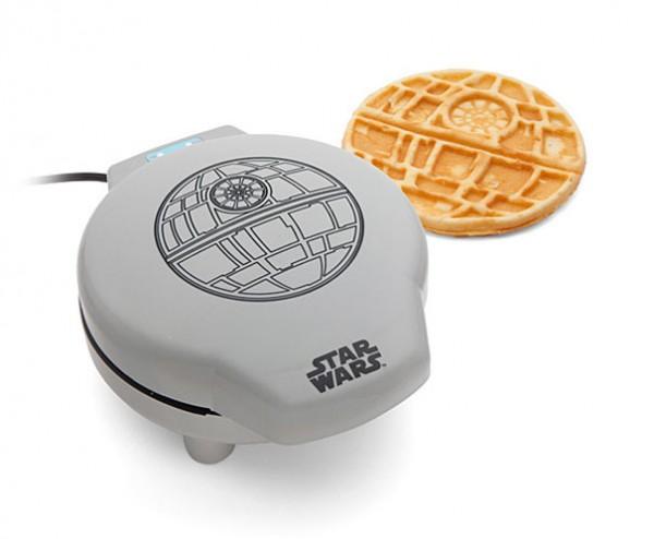 star wars waffle maker 1
