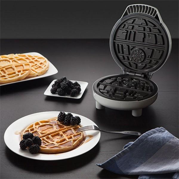 star wars waffle maker 2