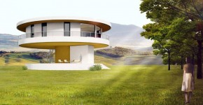 Make The Most Of The Sun Rays With The Sunhouse 360 That Rotates With It