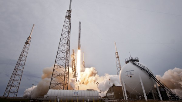 SpaceX Falcon 9 2