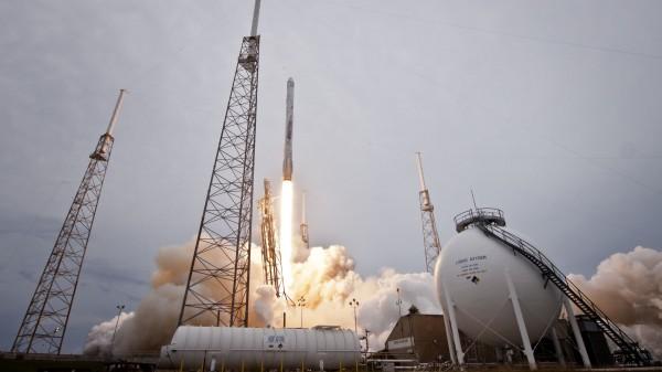 SpaceX Falcon 9 2
