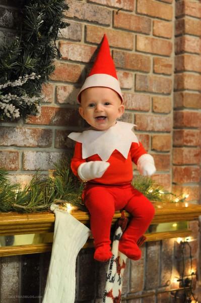 elf baby 1